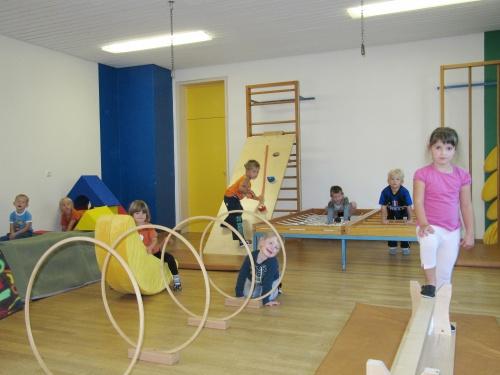 Kletterbogen Garten Kinder : Kindergarten st georg painten